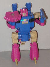 G1 TRANSFORMER HEADMASTER SQUEEZEPLAY COMPLETE LOT #1 PROF:CLEANED