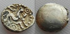 COLLECTABLE BRITISH CELTIC ATREBATES SELSEY UNIFACE GOLD STATER COIN - 5 GRAMS