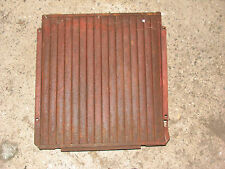 IH INTERNATIONAL FARMALL Radiator Shutters ?