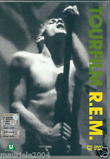 REM. Tourfilm (1990) DVD NUOVO I Remember California. Fall On Me. King Of Birds
