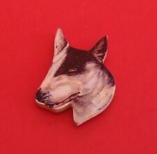 English Bull Terrier Dog Fridge Magnet Pet Fathers Day Mum Dad Vet Xmas Gift