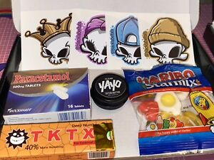 Tattoo Survival Kit. Gift. Tattoo. Gift Set. Numbing , Aftercare , Stickers