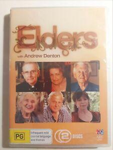 Enough Rope With Andrew Denton - Elders (2 DVD Set) Region 4, Brand New & Sealed