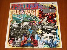 APHRODITE'S CHILD END OF THE WORLD LP *LTD* MOV 180g AUDIOPHILE VINYL EU New