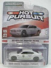 2008 Dodge Charger Pursuit  AUTOPISTAS HIGHWAY PATROL  Greenlight  1:64  OVP NEU