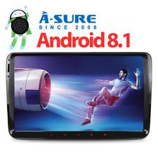 """9"""" Android 8.1/ 8.0 GPS Navi Autoradio für VW GOLF 5 6 Plus PASSAT CC 3C B6 DAB+"""