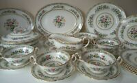 EB Foley MING ROSE Dinner Service Items Choose Your Replacements/Spares China