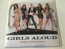 Girls Aloud 4trk PROMO CD The Promise