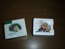 Dept 56-North Pole Series-Delivering Real Plastic Snow-#56435