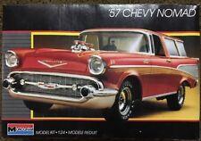 Monogram 1/24 57 Chevy Nomad Model Kit