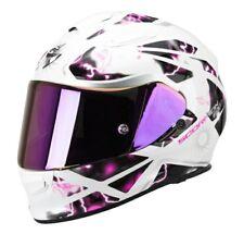 Scorpion Helmet # Exo 510 Xena White / Pink Small