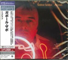 GABOR SZABO-MIZRAB -JAPAN Blu-spec CD B63