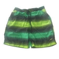 Speedo Mens Size Medium Swim Trunks Board Shorts
