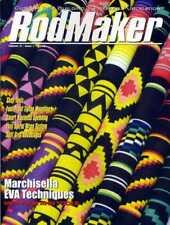 RodMaker Magazine Volume 21 - Issue 5 - EVA Techniques - Easy Spiral Wraps