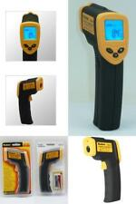 Digital Temperature Temp Gun Sensor Measuring Heat Laser Infrared IR Thermometer