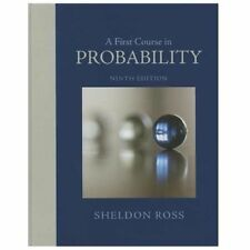 A First Course In Probability 9th Int'l Edition