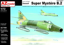 AZ Models 1/72 SUPER MYSTERE B.2 israeliano AF # 7550