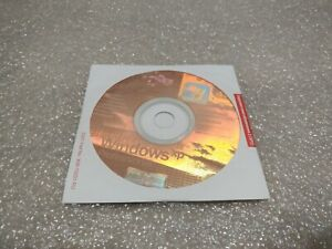 Microsoft Windows XP Professional SP2 Disk