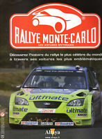 Specification Altaya Rally Monte-Carlo Comes without Miniature Choice