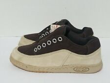 VINTAGE MEN'S BOKS REEBOKS SUEDE  SKATEBOARDING SHOES SIZE 9.5 New NOS