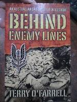 BEHIND ENEMY LINES SAS Australian Soldier during the Vietnam War