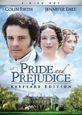 Pride and Prejudice (Mini-Series) (DVD, 2014, 2-Disc Set, Keepsake Edition)