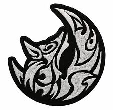 NEW WOLF AND TRIBAL MOON
