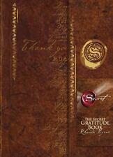 The Secret Gratitude Book by Rhonda Byrne (2007, Hardcover)