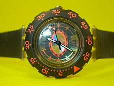Swatch Scuba TECH DIVING in NEU & OVP + neuer Batterie SDK110
