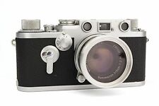 Leica IIIf W/ Self Timer Replacement Cover - Laser Cut - Moroccan