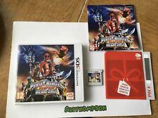 Power Rangers Super Megaforce Game Nintendo 3ds