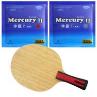 Mercury Tennis Rubber for Table Tennis Rackets Blade Racquet Ping-pong On Sale