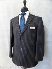 Men's Charcoal Scott By The Label 2 Piece Suit 40R W34 L31 CC1949