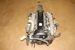 JDM TOYOTA 1JZGTE VVTI 2.5L TURBO ENGINE FRONT SUMP 1JZ MOTOR TRANS WIRING ECU