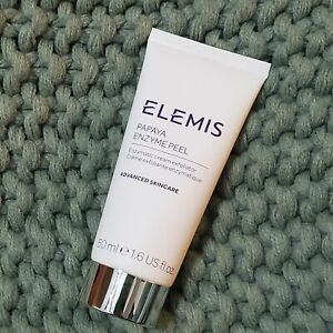 Elemis Papaya Enzyme Peel Advanced Skincare 1.6 oz New Sealed Full Size