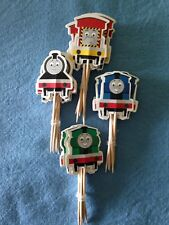 Cupcake Cake Toppers  Thomas The Tank Engine 24pcs