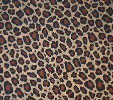 "LEOPARD Print Tissue Paper #207 -- 10 Large sheets - 20"" x 30"""