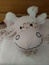 Lollypop. Giraffe Comforter. Comfort Blanket.