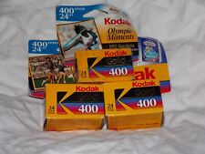 Kodak Gold 400 Speed 24 Exp 3 Rolls 35 MM Film Vintage Expired 1998/97