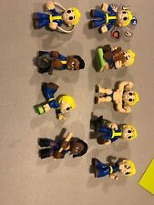 Lot Of 9 Fallout Series 2 Funko Mystery Minis Vinyl Figures