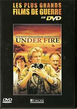 """DVD """"UNDER FIRE"""" EDITIONS ATLAS    NEUF SOUS BLISTER"""