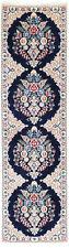 Nain Teppich Orientteppich Rug Carpet Tapis Tapijt Tappeto Alfombra Art Runner