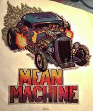 Chevy FORD deuce custom Hemi Chop Top Rat Hot Rod vtg t-shirt Iron-On transfer
