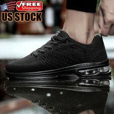 Men's Air Cushion Running Shoes Sports Casual Tennis Walking Athletic Sneakers
