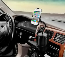 RAM-A-CAN II™ Flex Arm Cup Holder Car Mount for the Apple iPhone 4 & iPhone 4S