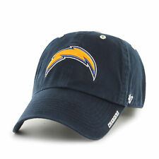 NFL San Diego Chargers Embroidered Washed Cotton Twill Classic Cap by '47 Brand