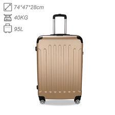 """Trolley Koffer Hartschale Gepäck Boardcase XL Hartschalenkoffer 28"""""""