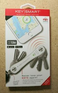 Key Smart Pro White Brand New up to 10 Keys KS411-wht