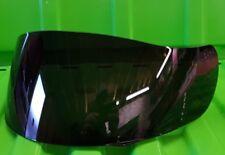 Black Dark Smoke Visor fit AGV Q3 GT Ti-Tech X-Vent Airtech S4 Q3 Daystar Mirage
