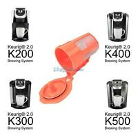 For Keurig 2.0 Refillable K-Carafe Reusable Coffee Filter Replacement Orange th